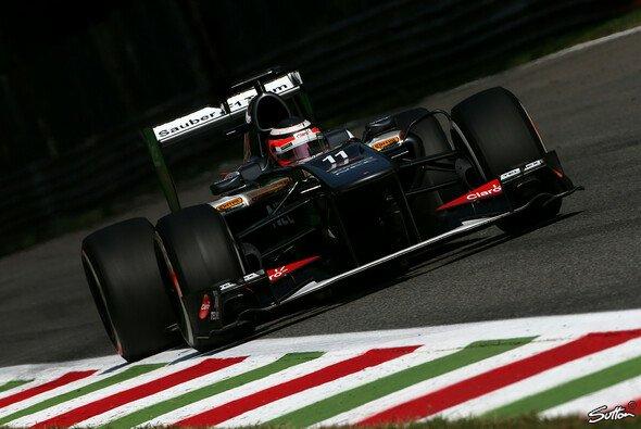 Aus dem Nichts: Nico Hülkenberg in Monza auf Startplatz 3