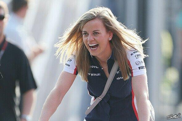 Susie Wolff darf sich auf einen Start beim Race of Champions freuen