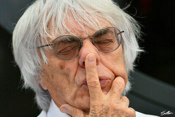 Bernie Ecclestone muss sich vor Gericht verantworten - Foto: Sutton