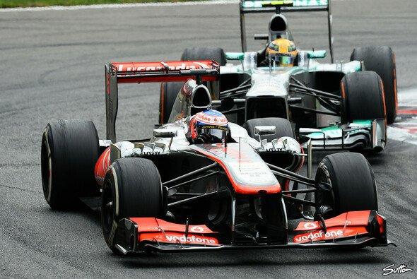 Erleben wir 2014 einen harten Titelzweikampf zwischen Motorenkunde McLaren und Hersteller Mercedes?