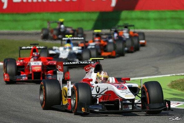 Daniel Abt musste in Monza erneut eine Nullrunde hinnehmen