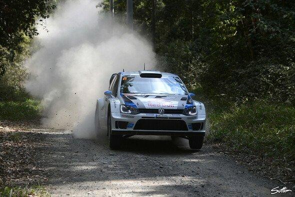 Die Rallye Australien wird nicht mehr nur bei Tageslicht ausgetragen