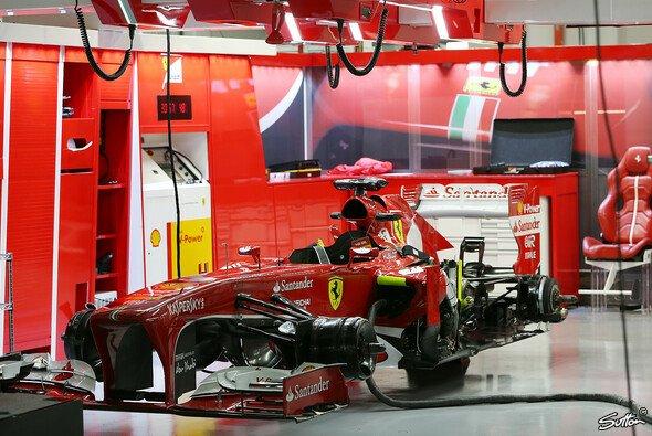 Ferrari gibt erste Details zum Turbo-Motor bekannt