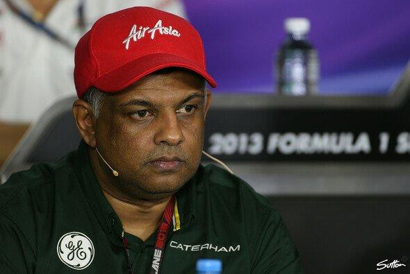 Tony Fernandes warnt vor einer F1-Dystopie - Foto: Sutton