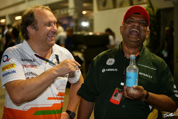 Fearnley und Fernandes ist gar nicht mehr zum Lachen zumute