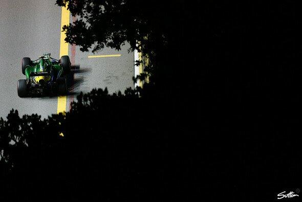Als Caterham-Teamchef arbeitet Cyril Abiteboul im Schatten der Stars