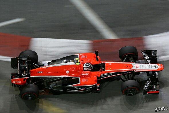 Marussia setzt ab der kommenden Saison erstmals auf Ferrari-Power