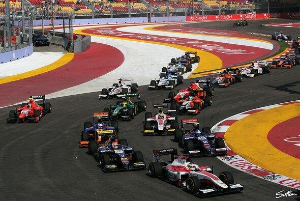 Neue Regeln für die GP2-Saison 2014