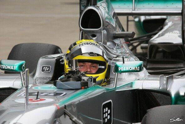 Nico Rosberg klebt das Pech an den Schuhen