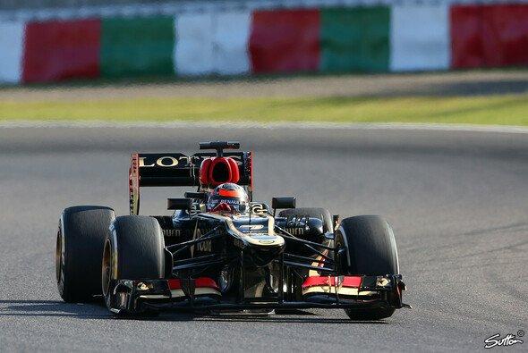 Räikkönen freut sich auf die USA - Foto: Sutton