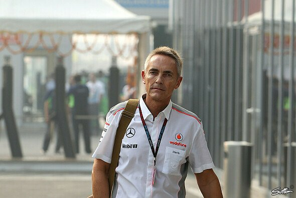 Was macht Martin Whitmarsh? - Foto: Sutton