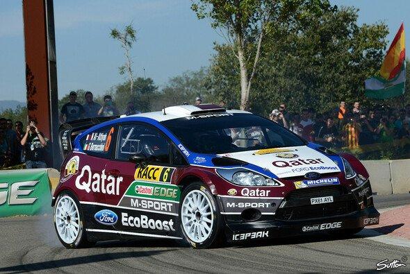 Al-Attiyah gibt auch 2014 in der WRC Gas