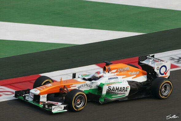 Befreiungsschlag für Force India und Paul di Resta - Foto: Sutton