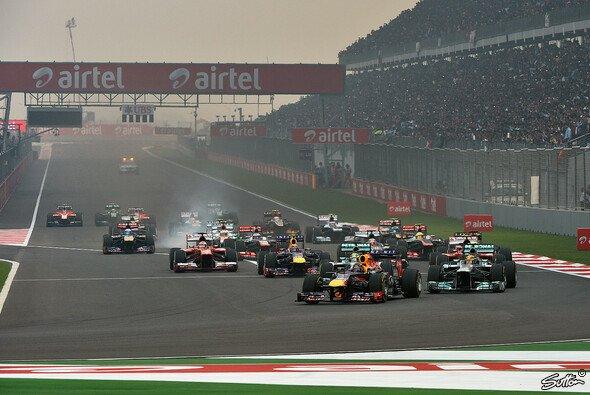 Im Jahr 2013 fand das letzte Rennen in Indien statt - Foto: Sutton