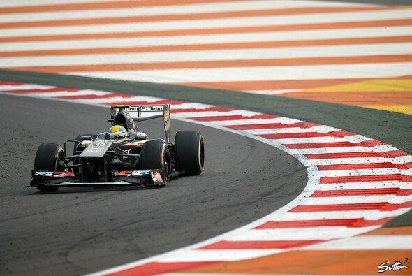 Pirelli hat sich für 2014 einige Verbesserungen vorgenommen - Foto: Sutton