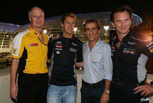 Alain Prost sieht keine Chance auf eine Versöhnung - Foto: Sutton