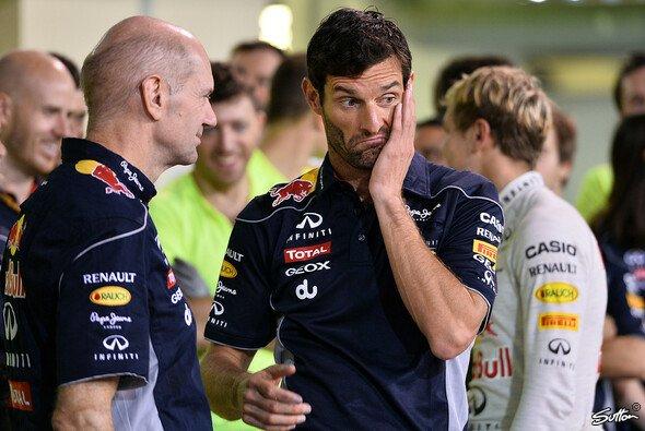 Mark Webber hatte seinen Feind im eigenen Team
