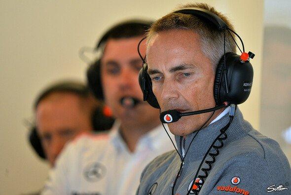 McLarens ehemaliger Teamchef Martin Whitmarsh hat sich offenbar bei den Shareholdern des Teams angeboten - Foto: Sutton