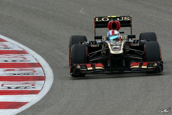 Einmal mehr konnte Romain Grosjean überzeugen
