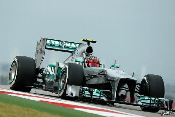 Mercedes ist bereit für die neue Saison