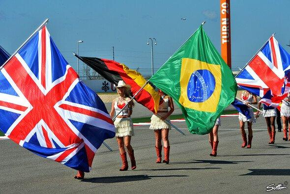 Im Motorsport-Wettkampf der Nationen sind Großbritannien und Deutschland ganz vorne mit dabei - Foto: Sutton