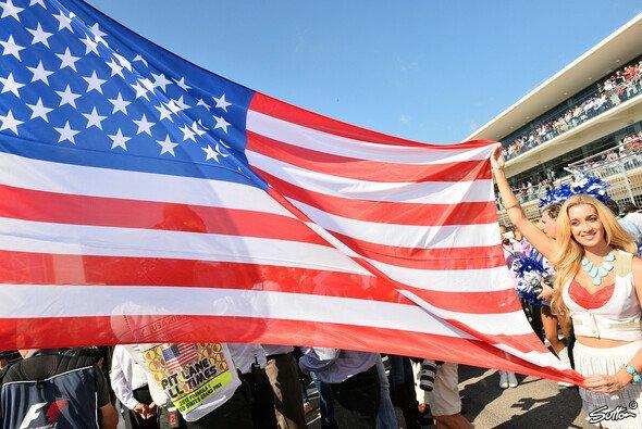 Darf bald ein US-Team die Flagge stolz hochhalten?