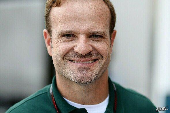 Barrichello in Grün? Aber nicht bei Caterham! - Foto: Sutton