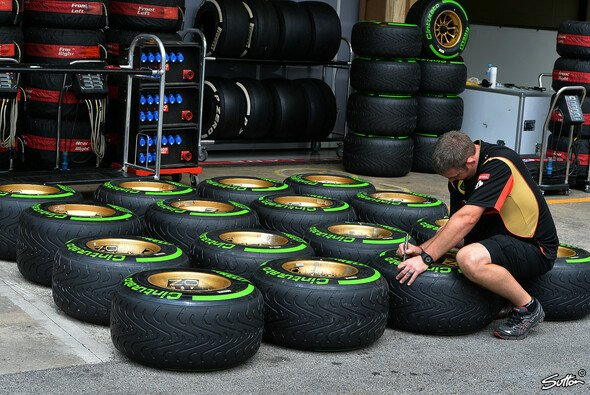 Pirelli absolviert privaten Test in Bahrain