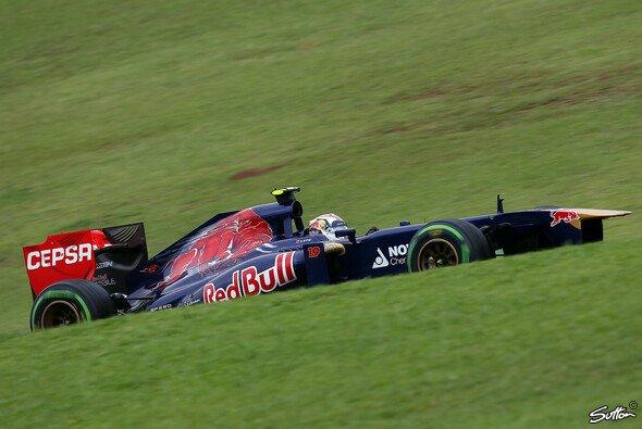 Toro Rosso führt den neuen Boliden in Jerez aus