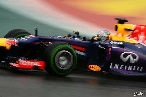 Sebastian Vettel lässt die Reifentests in Bahrain sausen