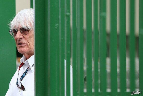 Bernie Ecclestone verwirrt die Formel-1-Welt einmal mehr mit kontroversen Aussagen