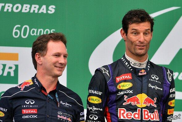 Christian Horner ist überzeugt, dass Mark Webber seine F1-Karriere hätte fortsetzen können - Foto: Sutton