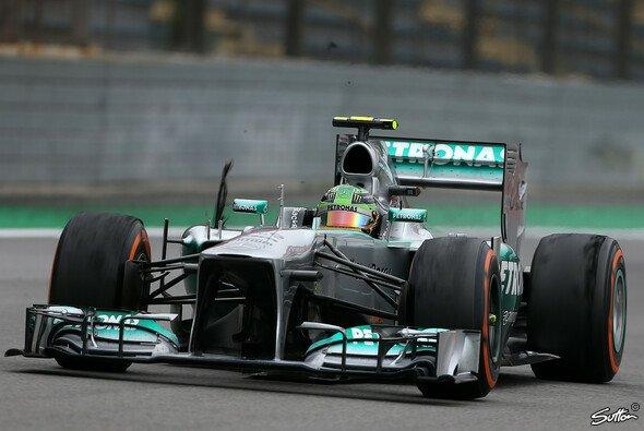 Lewis Hamilton glaubt an Mercedes