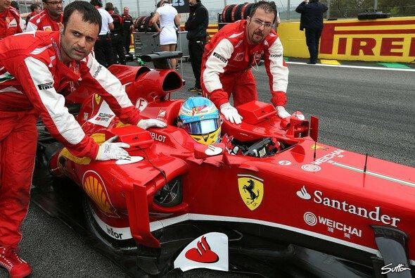 Ferrari: Vereint im großen Kampf gegen Red Bull