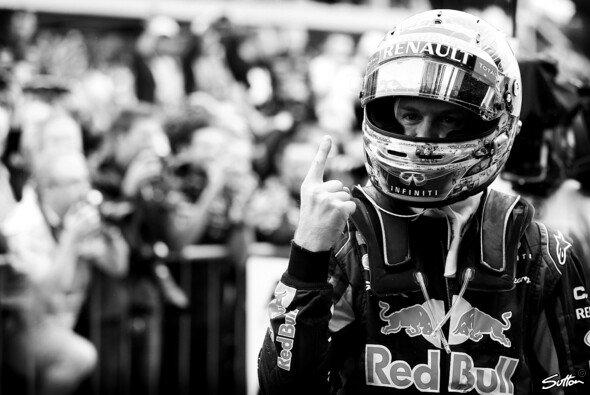 Sebastian Vettel bot seinen Fans 2013 wieder eine Gala-Vorstellung - Foto: Sutton