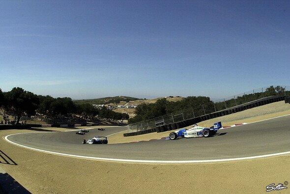 Die IndyCars besuchten Laguna Seca seit 2004 nicht mehr - Foto: Sutton