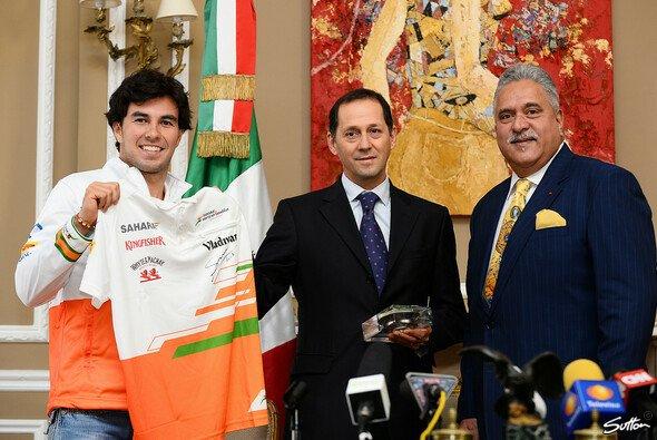 Sergio Perez hat bei Force India seine neue Heimat gefunden