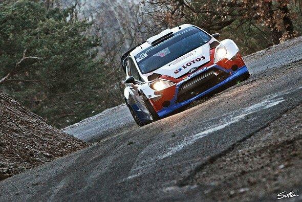 Für Robert Kubica hat die WRC-Saison begonnen