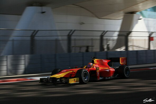 Marciello testete in Abu Dhabi für Racing Engineering