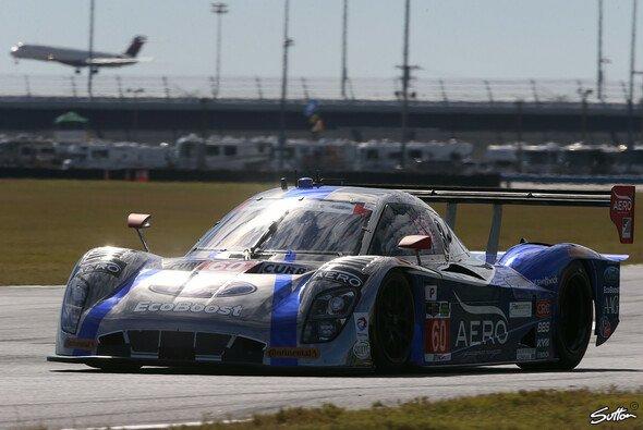 Der Michael-Shank-Ford beim 24-Stunden-Rennen in Daytona (aktuelle Fotos folgen)