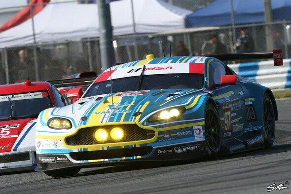 Aston Martin Racing hatte in Daytona nichts zu lachen