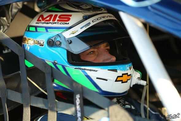 Nicht nur ein Experte im Porsche: Richard Westbrook holte erneut in Daytona die Bestzeit