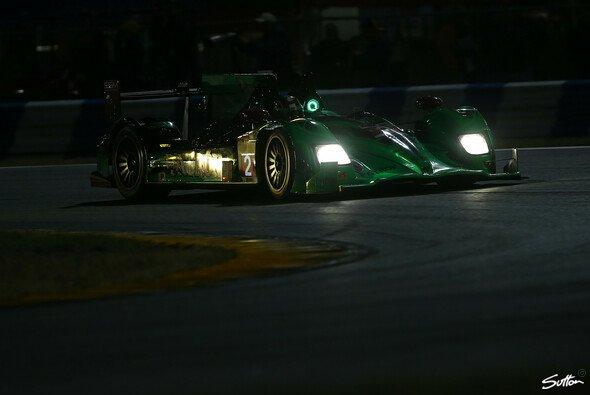 Ein HPD-Prototyp aus dem Lager Extreme Speed Motorsports in Daytona (aktuelle Fotos folgen)