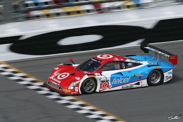 Spielverderber für Corvette? Der Ganassi-Riley mit IndyCar-Prominenz lauert auf Fehler