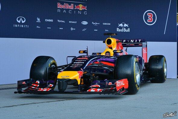 Bei Red Bull fiel der Auftakt der Testfahrten flach