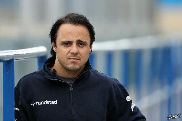 Felipe Massa hat sich bei Williams gut eingelebt
