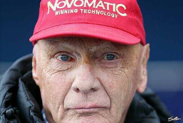 Niki Lauda will sich von Mercedes' überzeugender Frühform noch nicht blenden lassen