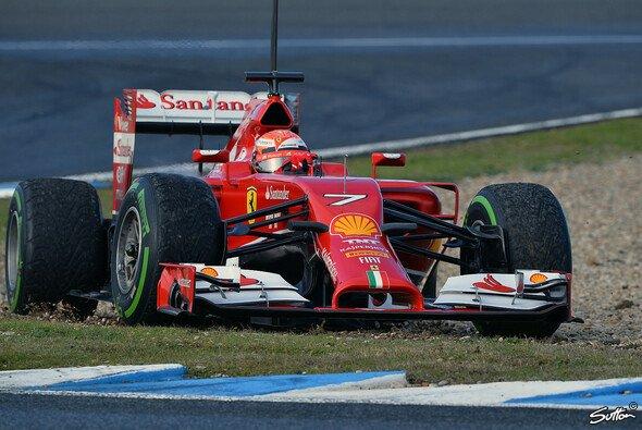 Ferrari probiert den Staubsauger