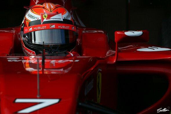 Villeneuve sieht Räikkönen im Vorteil