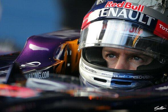 Vettel kam in Jerez nicht viel zum Fahren